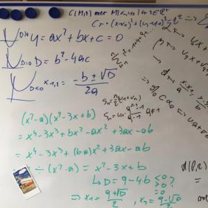 Algebra - Tartaglia