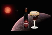 Pintje Trappist ster bier